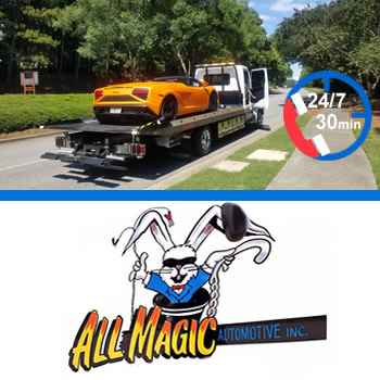 All Magic Towing